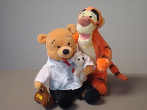 Dr. Pooh & Tigger