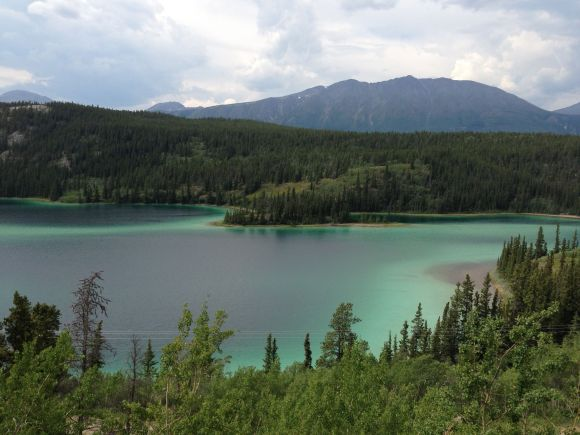 Green Lake, Yukon