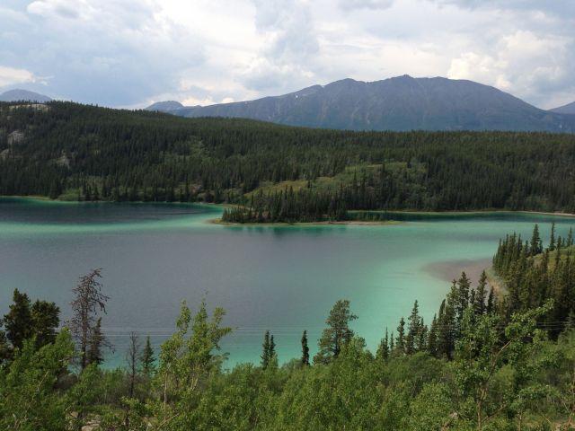 Green Lake, Yukon