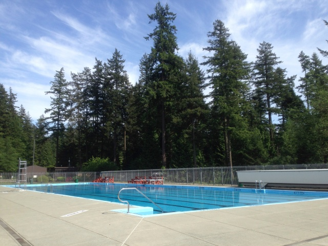 The Pool at Central Park, Burnaby