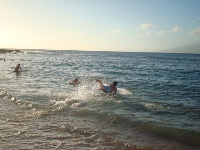 Maui with the kids