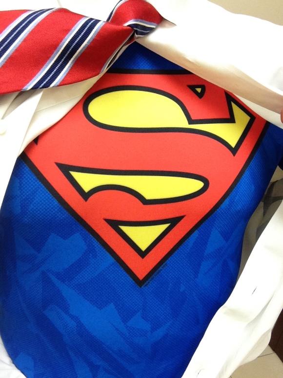 Superman UnderArmour