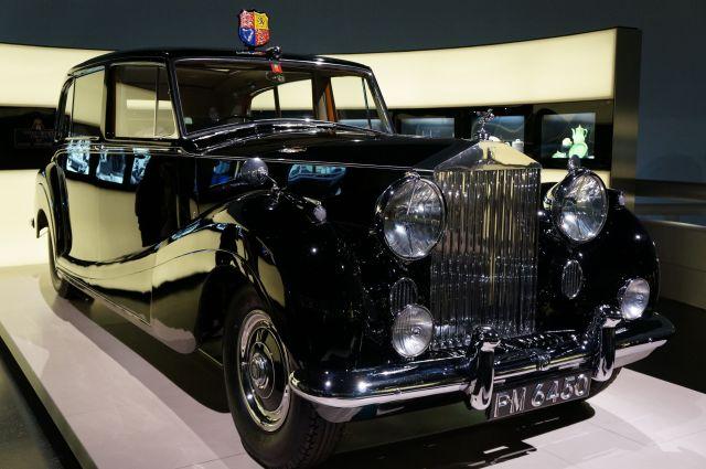 Rolls Royce Museum, Munich